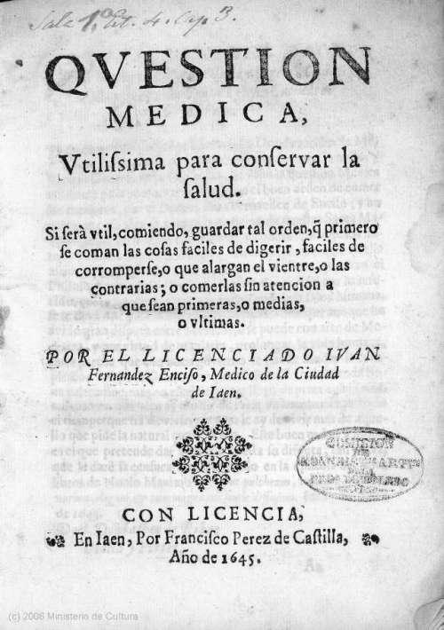 Question medica