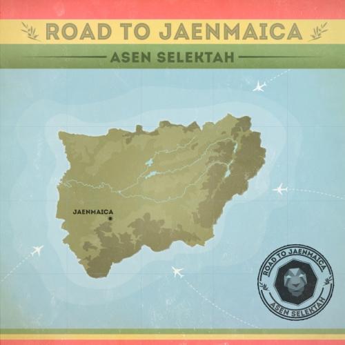 Asen Selektah - Road To Jaenmaica (Delantera) - www.hhgroups.com